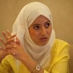 امينة قريوي -  جمعية رؤية الشباب