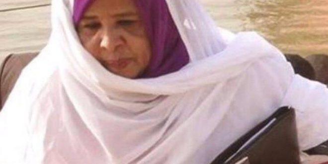 نعمت عبد الله…أول امرأة تشرف على القضاء في السودان