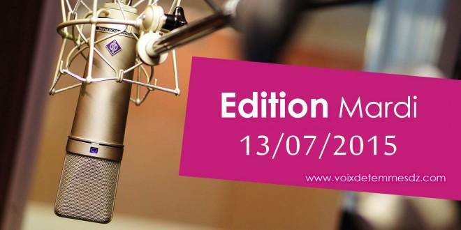 Edition Mardi