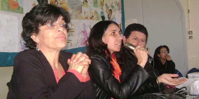 Hommage à la grande militante pour les droits des femmes Ourida Chouaki